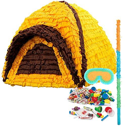 Birthday Express Kits Let's Go Camping Pinata ()