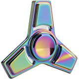 NuoPeng Fidget Hand Spinner EDC Focus Anxiety Stress Relief Toy (Whistle)