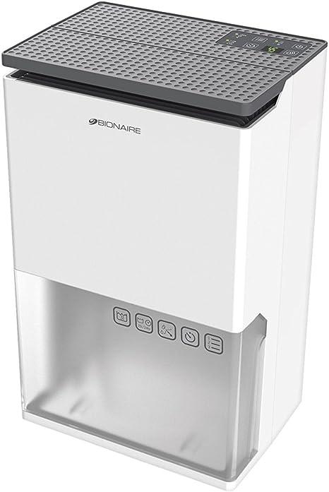 Bionaire Deshumidificador 15L Binaire BDH002X, 230 W: Amazon.es ...