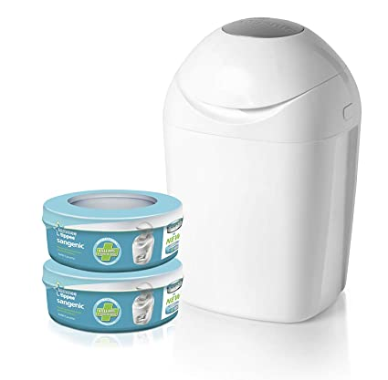 Sangenic MK4 Hygiene Plus+ - Cubo para pañales con sistema ...