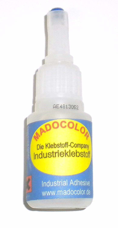 Pegamento industrial dental Madocolor para pegar yeso y casi todos los otros materiales 10 g. Pega casi todos los materiales.: Amazon.es: Bricolaje y ...