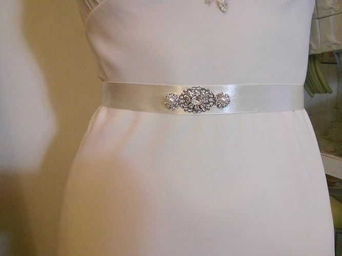 Amazon Com Victorian Style Silver Hip Belt Victorian Style Sash