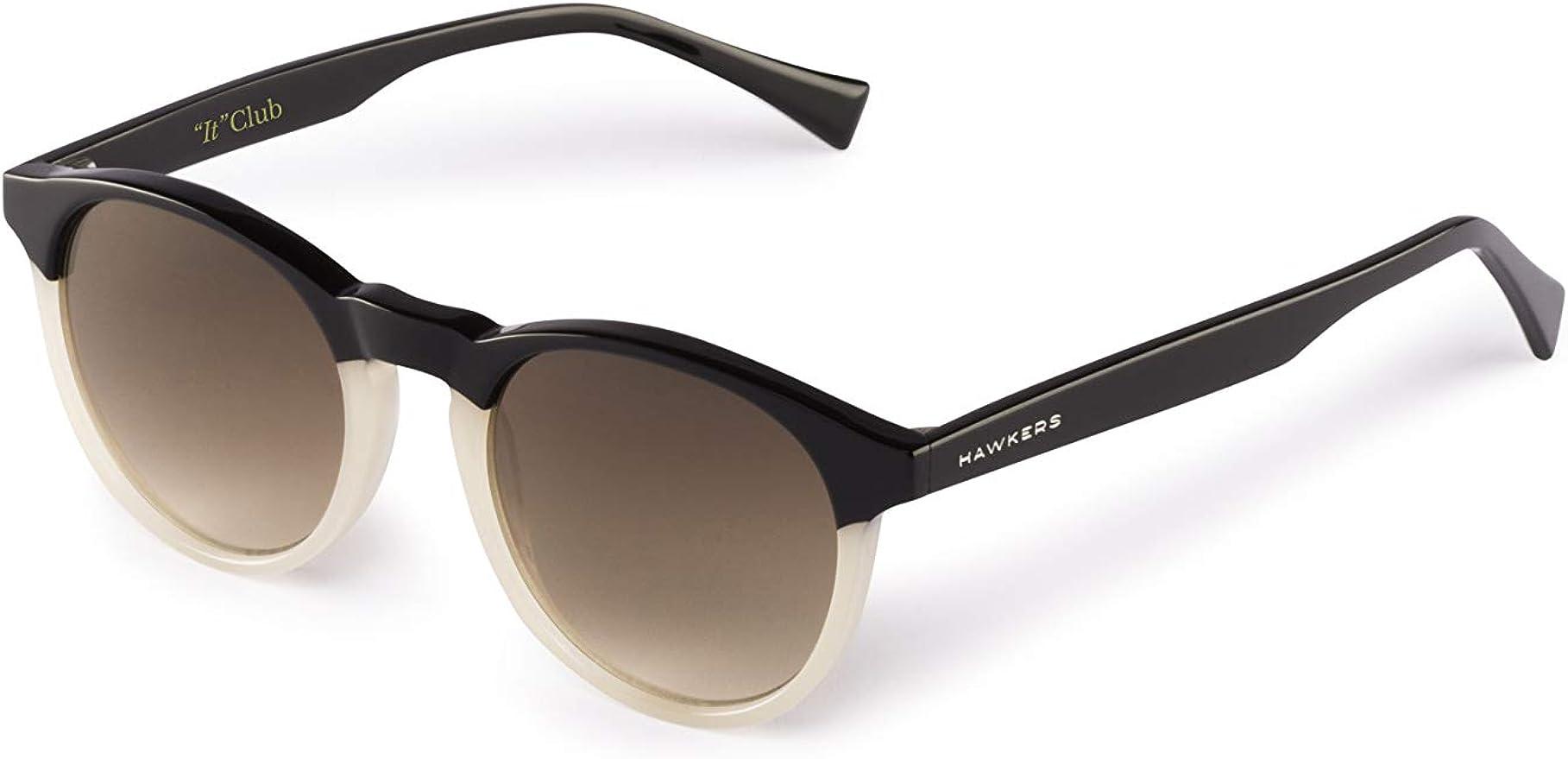HAWKERS - Gafas de sol para hombre y mujer. BEL-AIR , Marrón ...