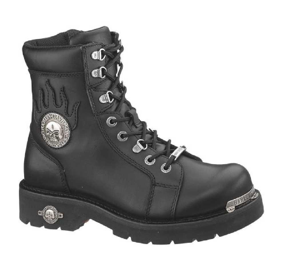 Harley-Davidson Men's Diversion Boot,Black,10 M by HARLEY-DAVIDSON