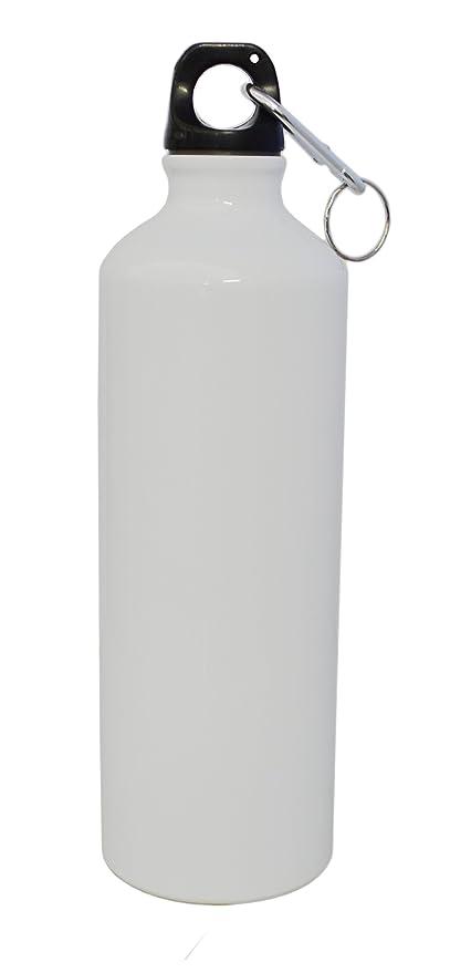 Amazon.com: Zap Impex agua de acero inoxidable botella de ...