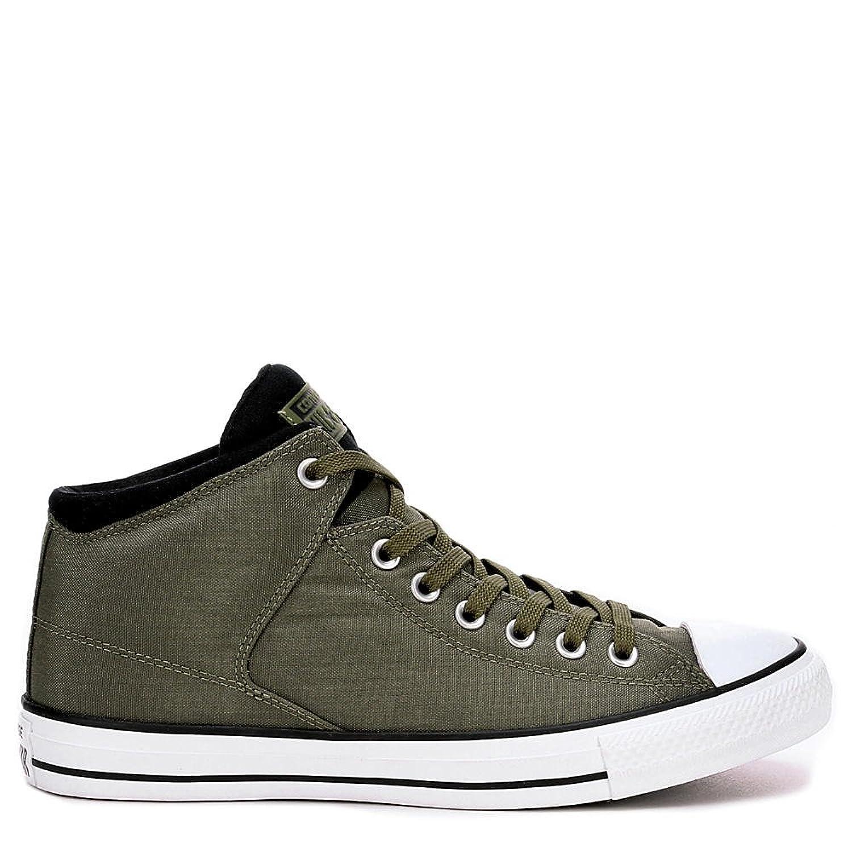 converse unisex chuck taylor all star high street kurim mid sneaker