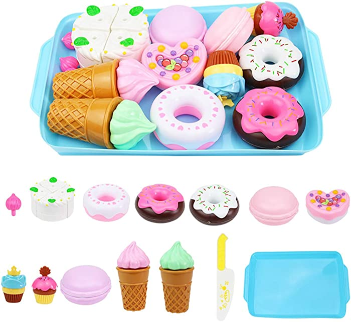 Top 10 Food Toys Cacke