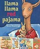 img - for Llama Llama 6-Book Library: Llama Llama and the Bully Goat, Llama Llama Red Pajama, Llama Llama Time to Share, Llama Llama Home with Mama, Llama Llama Mad at Mama, Llama Llama Misses Mama book / textbook / text book