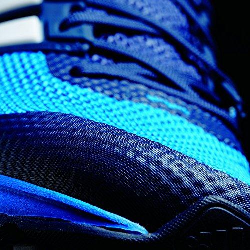 adidas Response 2 M, Zapatillas de Running para Hombre, Gris, 46 EU Azul / Blanco (Azuimp / Ftwbla / Azumin)