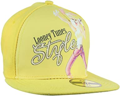 Lola Bunny Looney tunes Gorra, color rosa amarillo 57 cm: Amazon ...