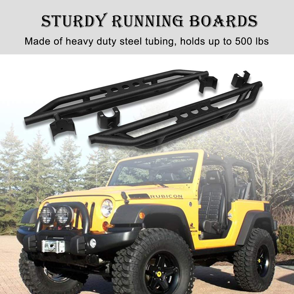 Exterior Accessories AUTOSAVER88 Running Boards Compatible for ...