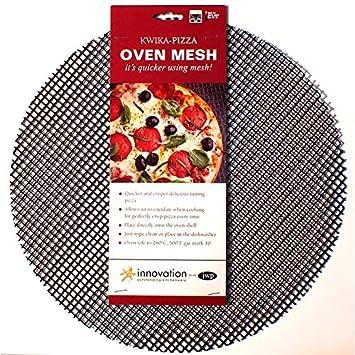 innovations pizza oven mesh kwika 32 cm - Kcheninnovationen Inkl