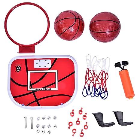Mini Tablero Ajustable Interior del aro del Baloncesto Que cuelga ...