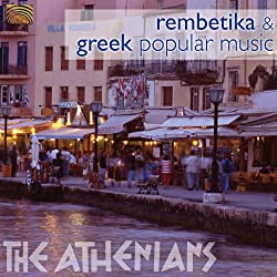 Digital Booklet: The Athenians: Rembetika and Greek Popular Music from ARC