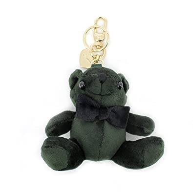 TWIN-SET Keyrings Military Green Peluche Female - OA7TMA-00752