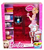 Barbie Treats To TV Refrigerator Set