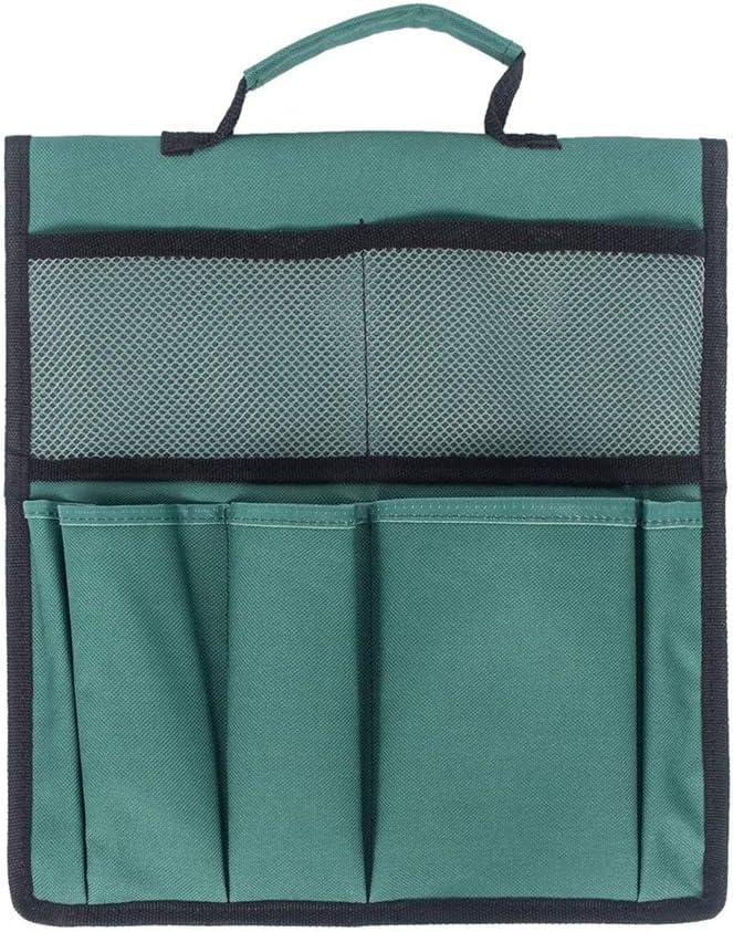 zuoshini Garden Kneeler Tool Bag Garden Kneeler Tool Pouch Bag Garden Kneeler Seat Storage Bag Portable Tool Pouch