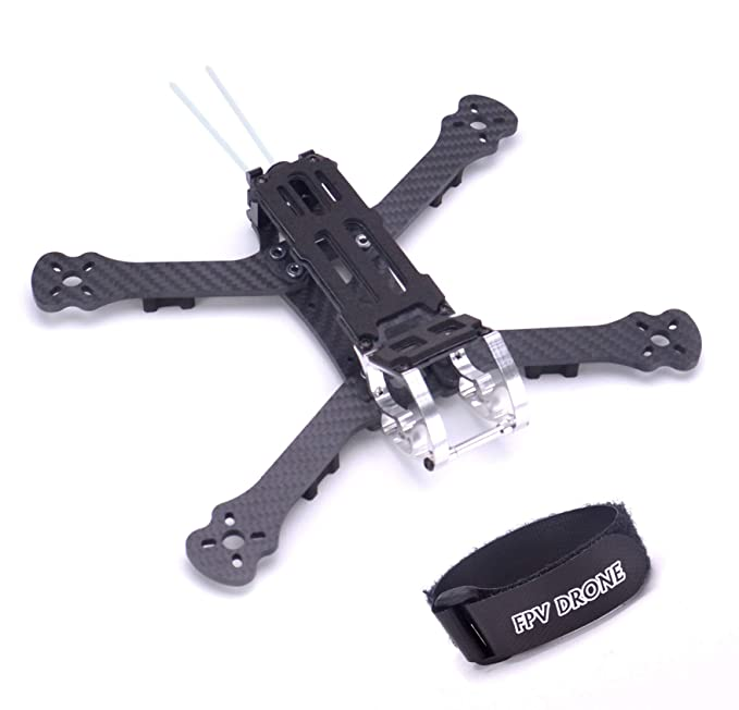 FPVDrone 230mm FPV Racing Drone Frame 5 Inch Carbon Fiber