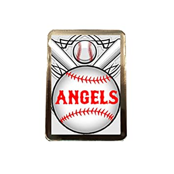 B Gifts La Angels Mlb Novelty Fridge Magnet Amazonde Sport
