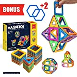 Best Toys For 2 Year Old Boy Learnings - Magnetic Building Blocks Set for Kids, Educational Toys Review