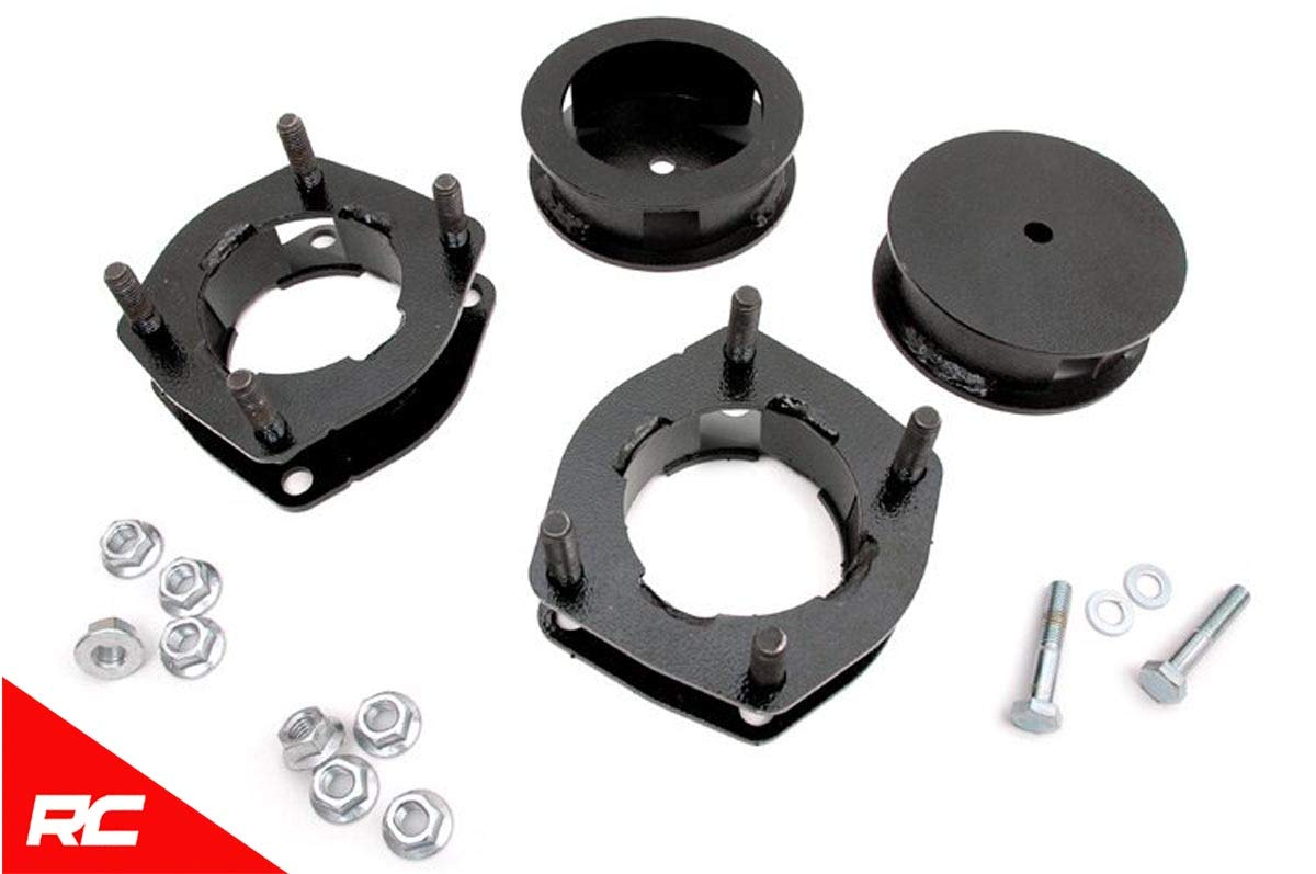 Amazon.com: Rough Country Suspension 664 kit de ...