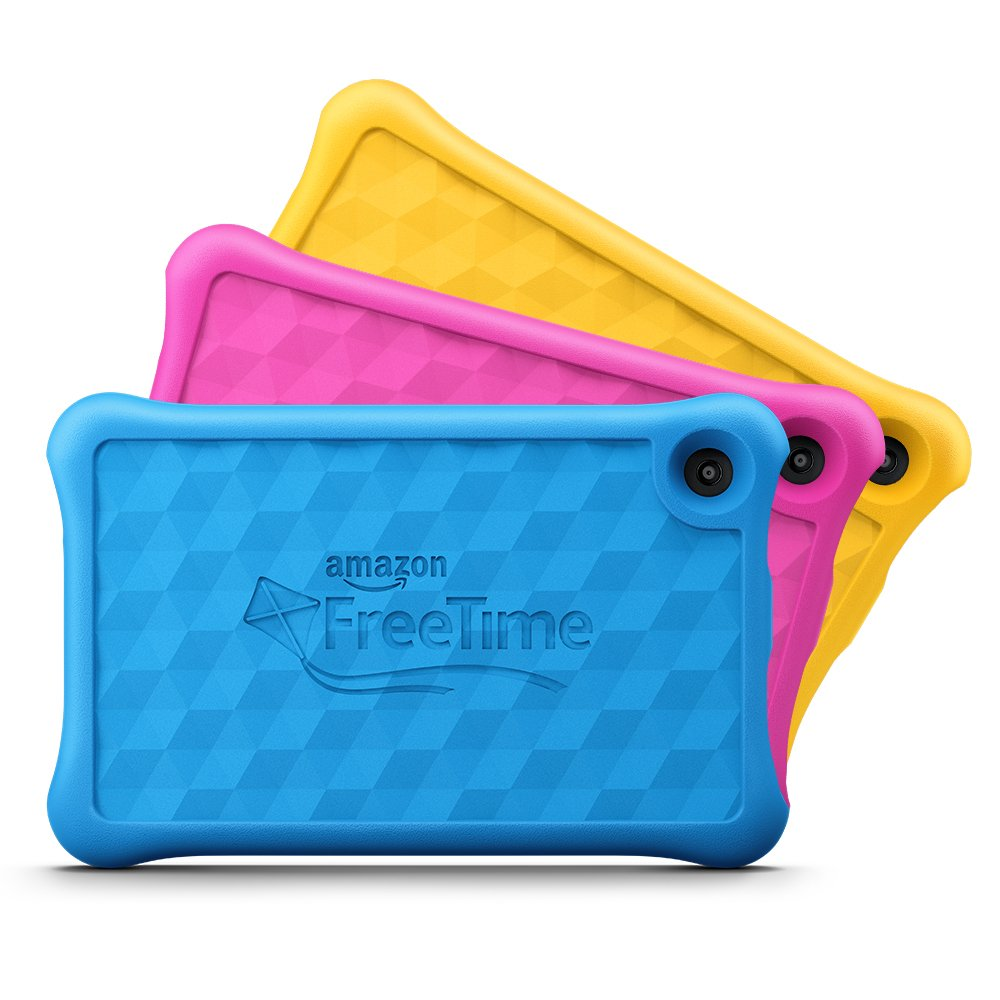 Fire HD 8 Kids Edition Tablet, 8'' HD Display, 32 GB, Yellow Kid-Proof Case by Amazon (Image #7)