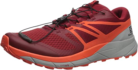 Amazon Com Salomon Men S Sense Ride 2 Trail Running Shoes Trail Running
