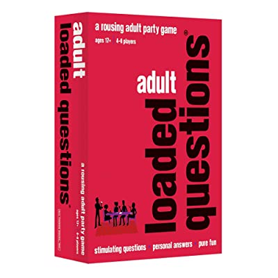 Adult Loaded Questions-A Rousing Adult Party Game: Toys & Games