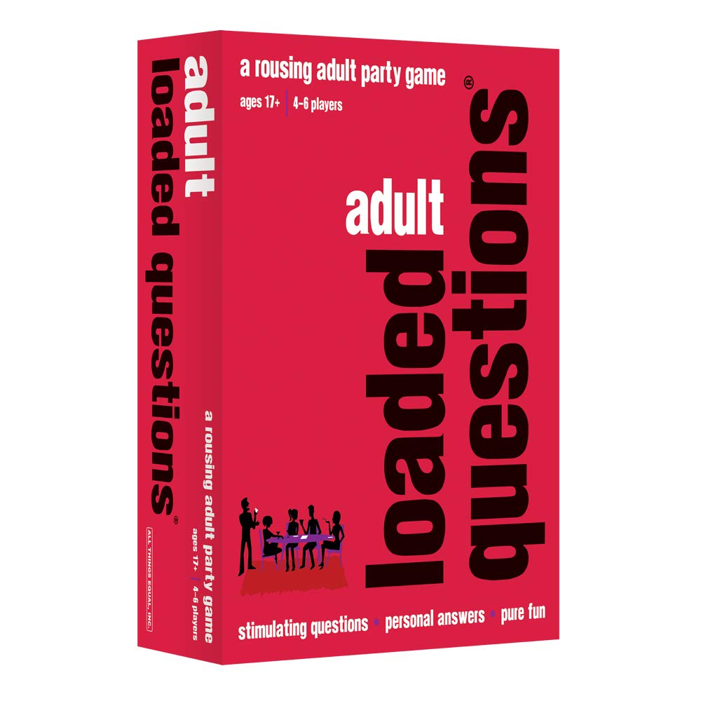 Adult Loaded Questions- A Rousing Adult Party Game