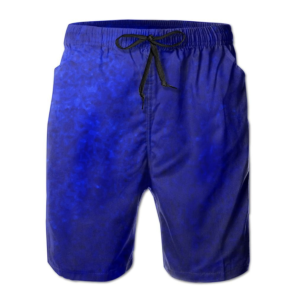 ZAPAGE Man Quick Dry Beach Shorts Traditional Bathing Suits Swim Trunks With Pockets