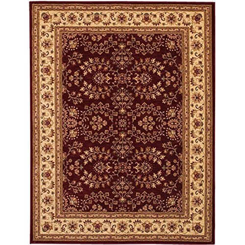 Couristan 2867/0007 Anatolia Antique Herati Area Rugs, 9-Feet 8-Inch by 13-Feet 1-Inch, Cream
