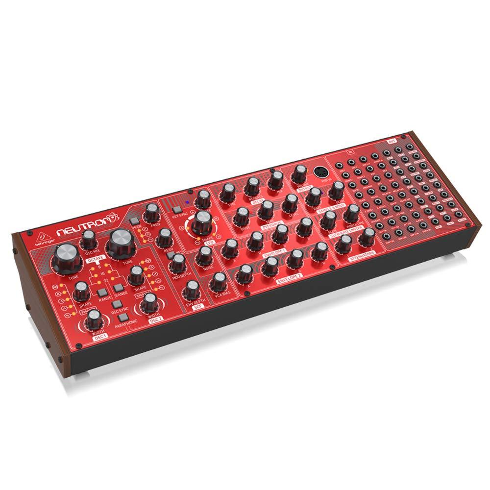 Review Behringer Neutron Synthesizer - Best Dj Controller