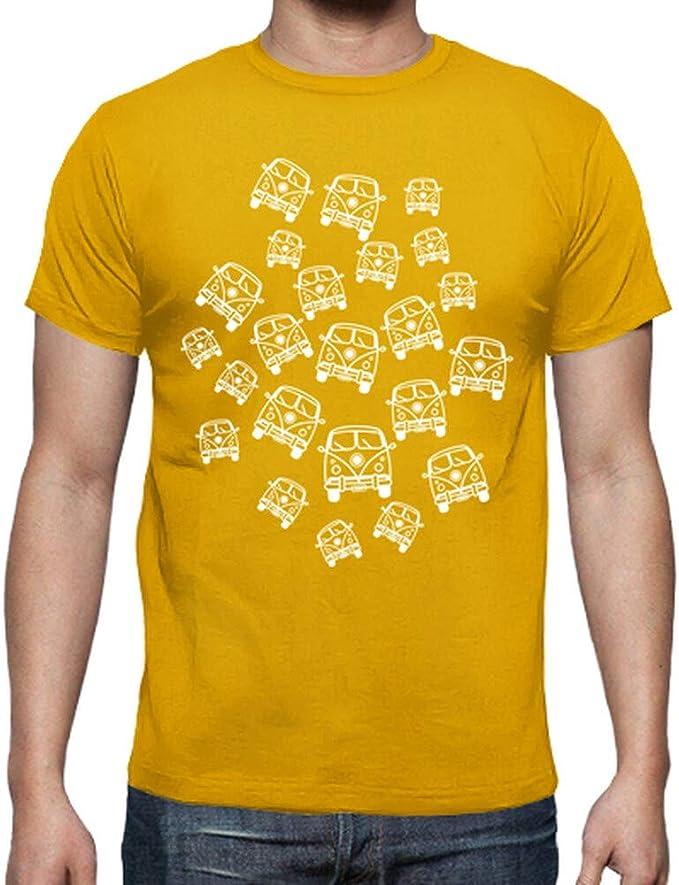 latostadora - Camiseta Vans para Hombre: Amazon.es: Ropa y accesorios