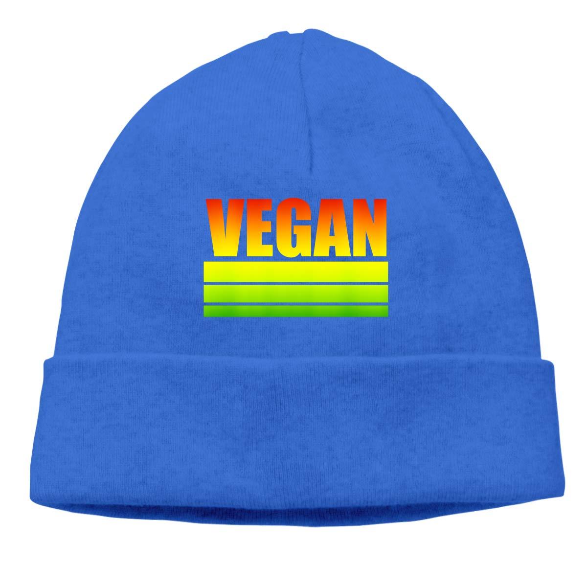 Beanie Hat Vegan Warm Skull Caps for Men and Women