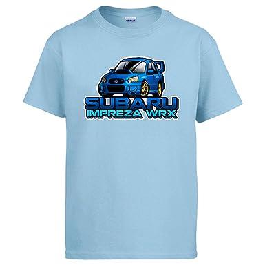 Diver Camisetas Camiseta Subaru Impresa WRX: Amazon.es: Ropa ...
