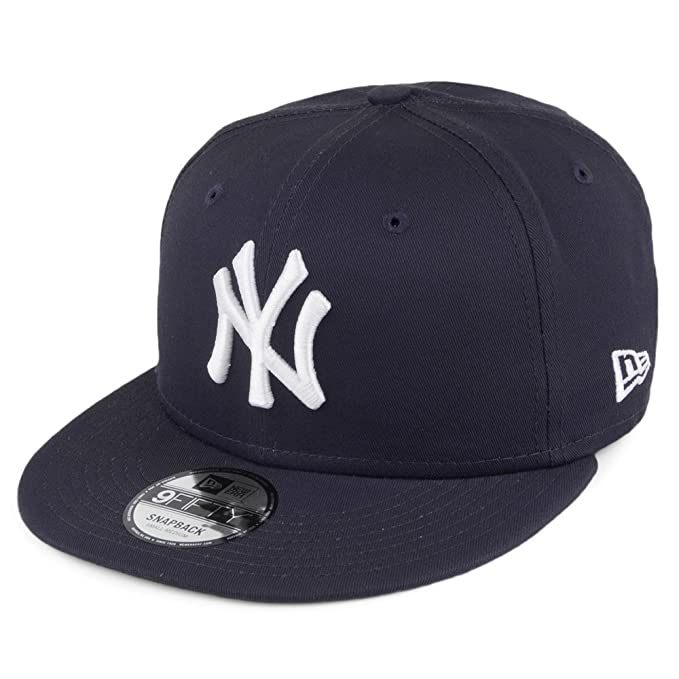 Gorra 9FIFTY Classic New York Yankees de New Era - Azul Marino - S/M: Amazon.es: Ropa y accesorios