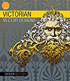 Victorian Vector Designs (Dover Pictura Electronic Clip Art)
