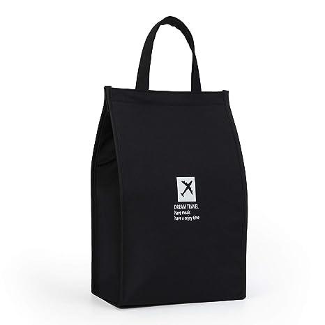 Amazon.com: Bolsas de almuerzo aisladas para mujeres ...