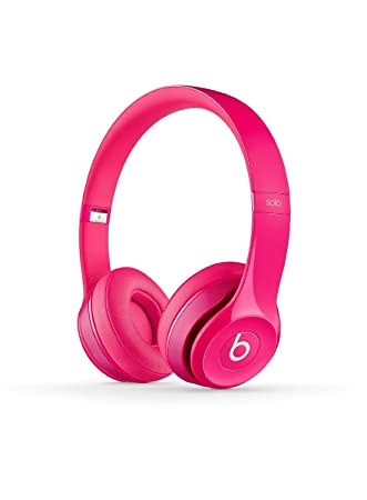 【国内正規品】Beats by Dr.Dre Solo2 密閉型オンイヤーヘッドホン ピンク