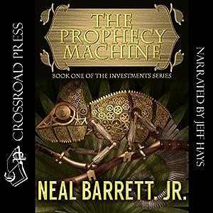 The Prophecy Machine Audiobook