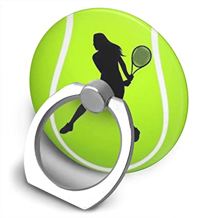 Amazon.com: UYH-UG Womens Tennis Sport Ball Phone Ring ...
