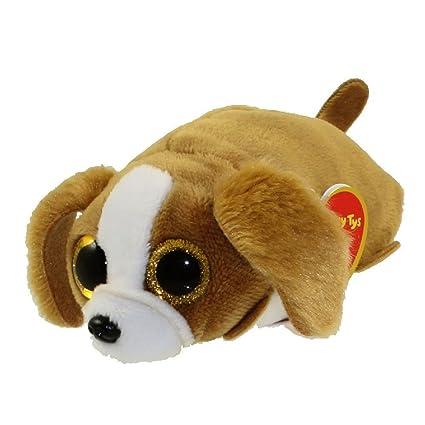 Amazon Com Ty Plush Ty41249 Tenny Suzie The Dog Toys Games
