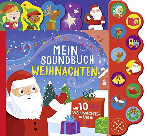 Mein Soundbuch Weihnachten: Mit 10 Weihnachtsklängen