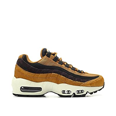 98d0a4bfc1f3 Nike Air Max 95 LX pour Femme Baskets de Running Aa1103 Sneakers Chaussures  - Marron -