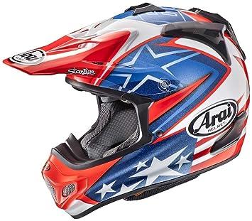 ARAI Cross Casco MX de v Hayden WSBK de S
