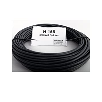 Bidatong – 10 M Pack: Cable Coaxial Belden H de 155 Low Loss rollo