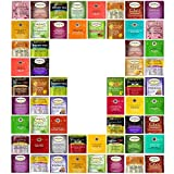 Custom Bigelow, Twining, Stash Tea Sampler, 30 Different Flavors! In Gift Box (30)