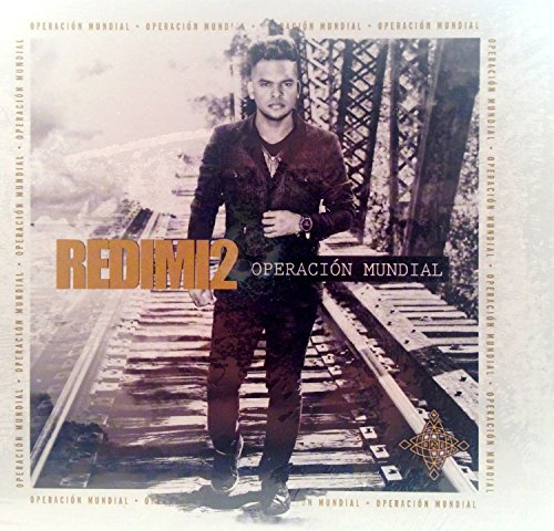 Redimi2 Operacion Mundial CD by Redimi2 Records, Inc