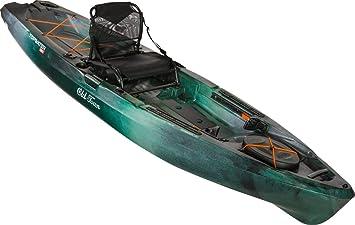 Amazon Com Old Town Topwater 120 Angler Fishing Kayak