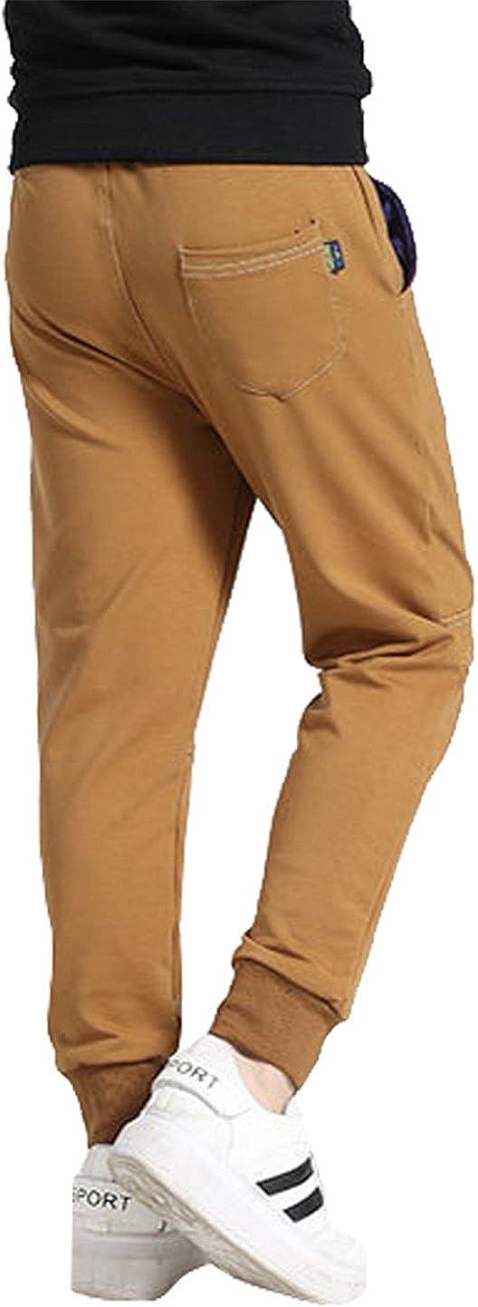 Nino Reciy Pantalones De Jogging De Algodon Para Ninos Talla 4 12 Anos Ropa Brandknewmag Com